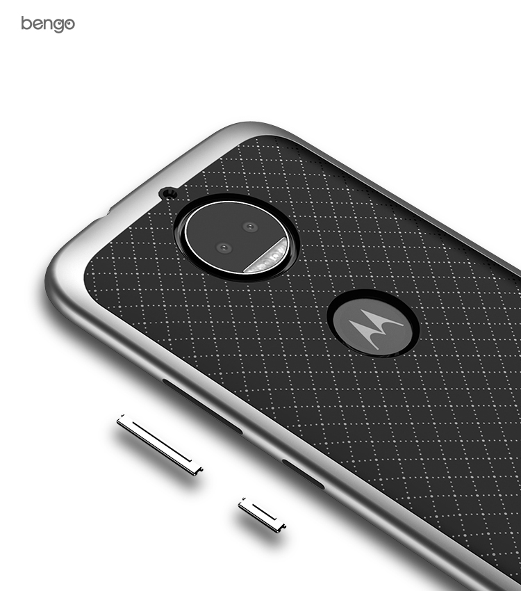Ốp lưng Motorola Moto G5s Plus IPAKY Neo Hybrid