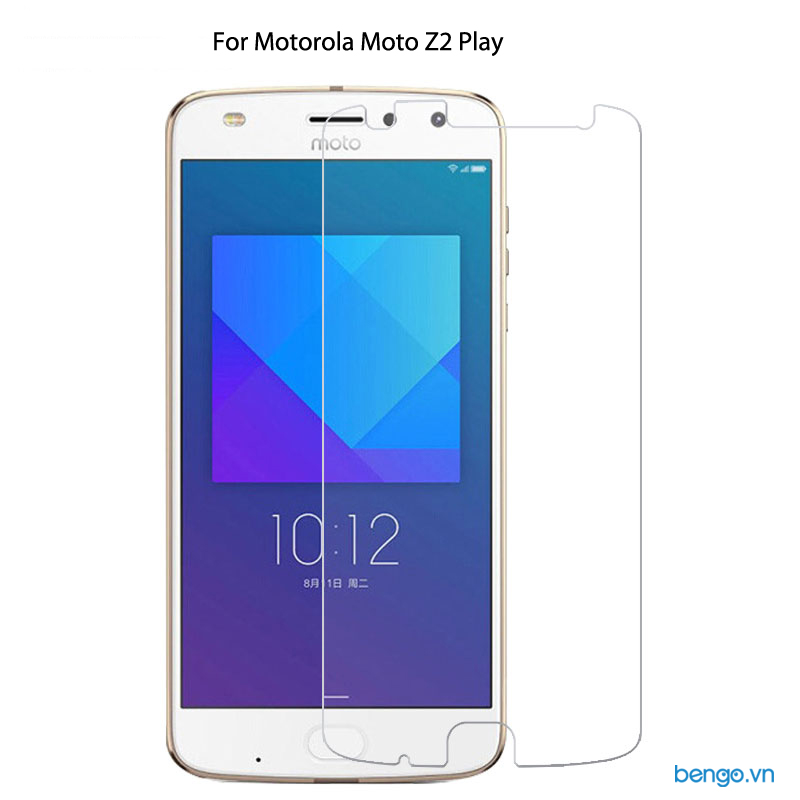 Dán màn hình cường lực Motorola Moto Z2 Play 9H Pro