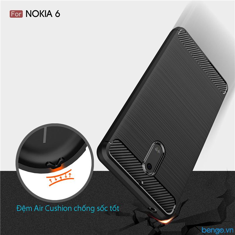 Ốp lưng Nokia 6 Rugged Armor