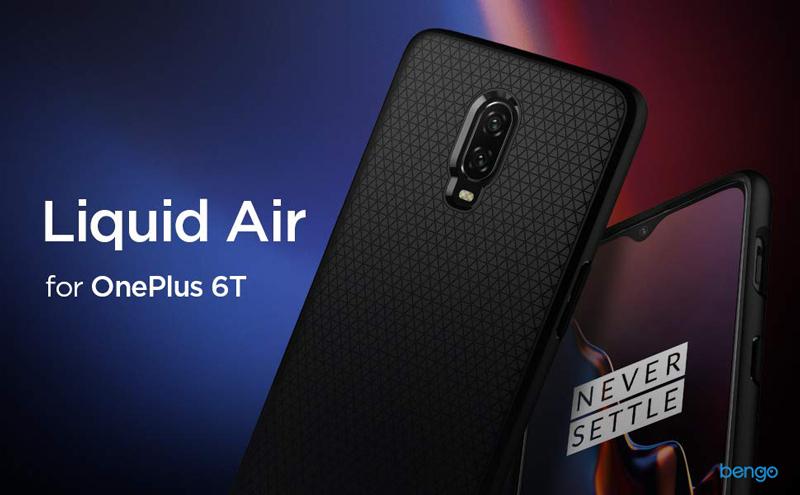 Ốp lưng OnePlus 6T SPIGEN Liquid Air