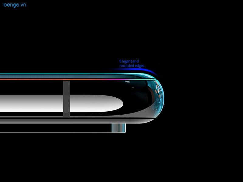 Dán cường lực OnePlus 7 Pro Nillkin 3D DS+MAX
