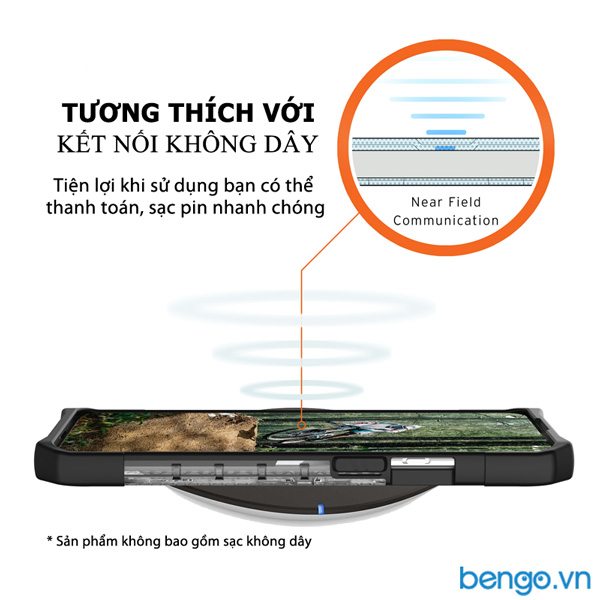 Ốp lưng OnePlus 9 Pro UAG Plasma Series - Ice