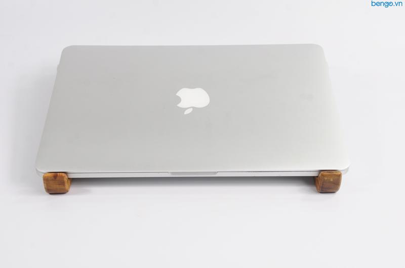 Chån đế kê Laptop bằng gỗ cao cấp