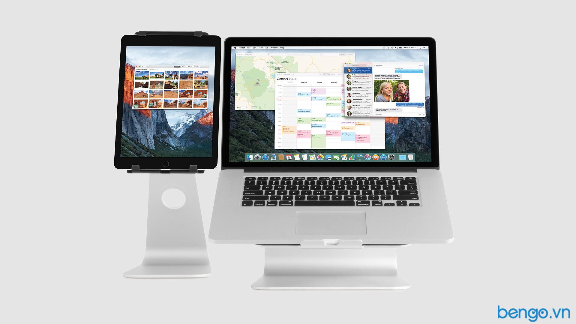 Chân đế máy tính bảng Rain Design mStand tablet plus