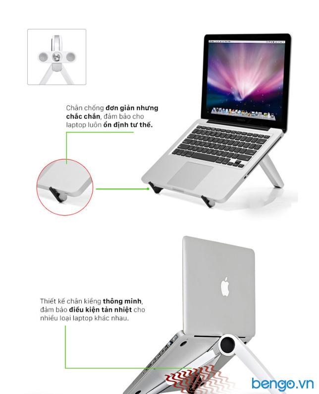 Chân dựng máy tính bảng, laptop, điện thoại UP