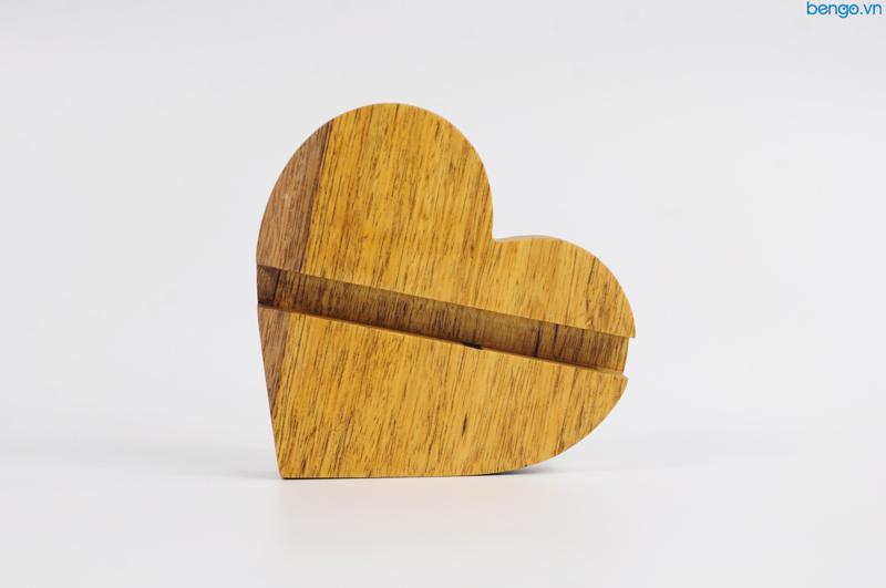 Đế dựng điện thoại hình trái tim