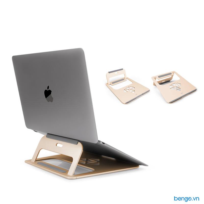 Đế nhôm tản nhiệt JCPAL cho Laptop Stand