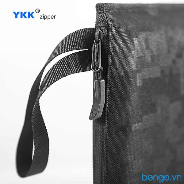 Túi đựng phụ kiện Tai Nghe, Sạc Cáp TOMTOC Slim Carry - A01-007