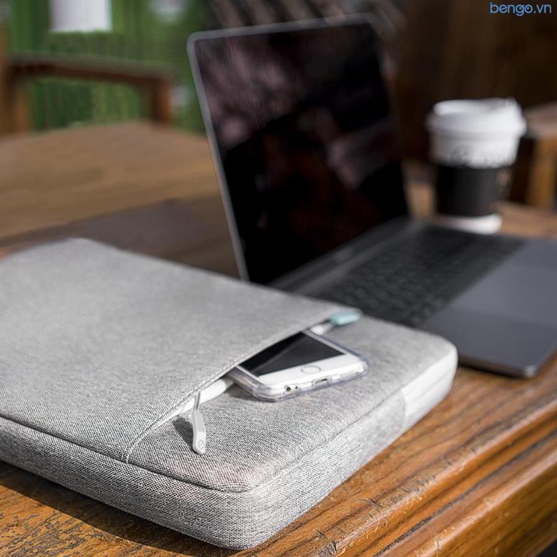"Túi chống sốc MacBook Air/Retina 13"" TOMTOC (USA) 360° Protective - A13-C01"