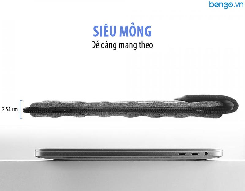 Túi chống sốc MacBook Pro 13″ New TOMTOC (USA) EVA HARD SHELL - A24-C02