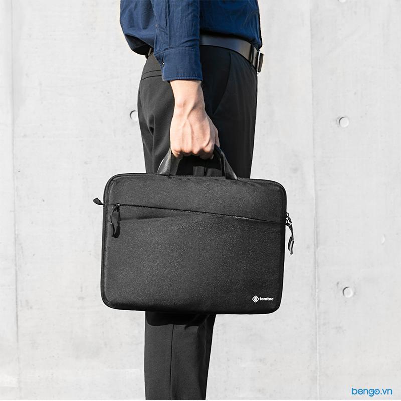 "Túi xách chống sốc MacBook Pro 13"" TOMTOC (USA) Messenger Bags"