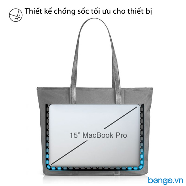 "Túi xách TOMTOC (USA) Fashion and Stylish Tote Bag cho Ultrabook 15.4"" - A48-E02"