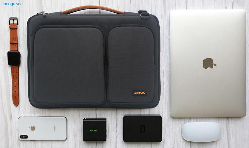 Túi chống sốc Laptop 13'' JINYA Vogue Plus