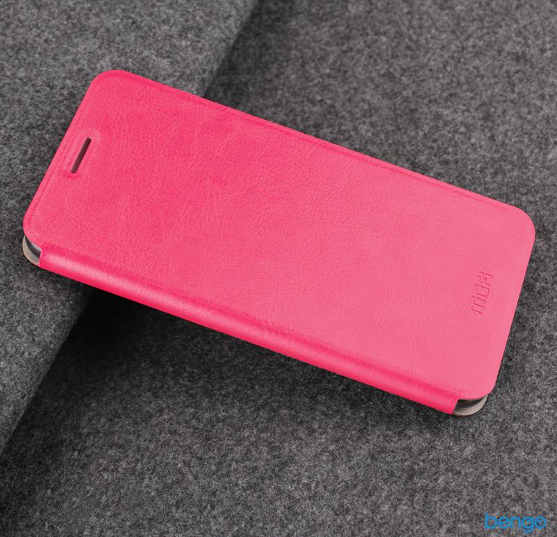 Bao da Xiaomi Mi Max 3 MOFI lõi thép siêu mỏng