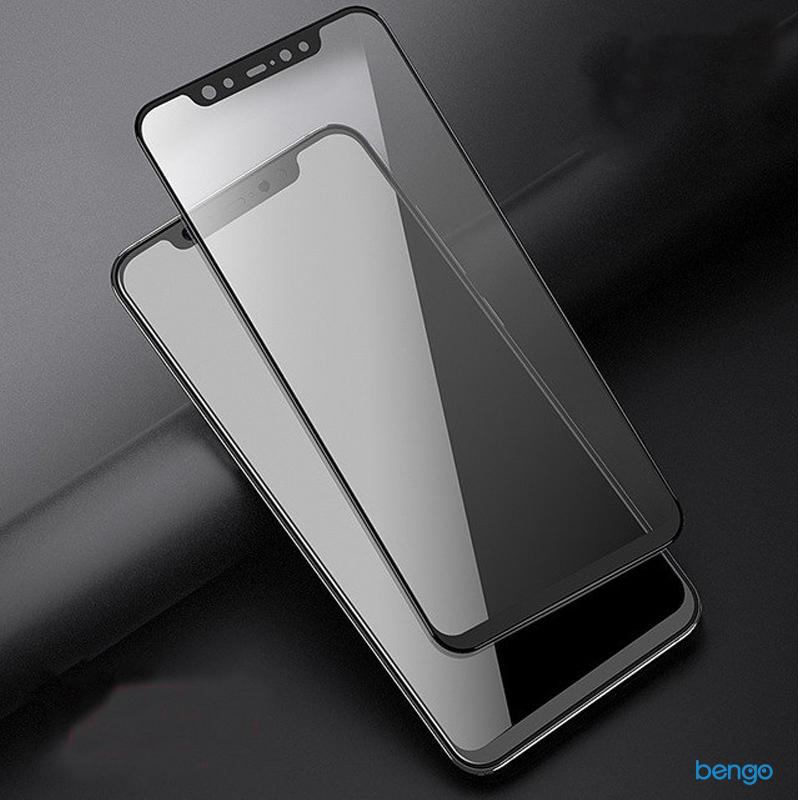 Dán cường lực Xiaomi Redmi Note 6 Pro Full keo và từ tính
