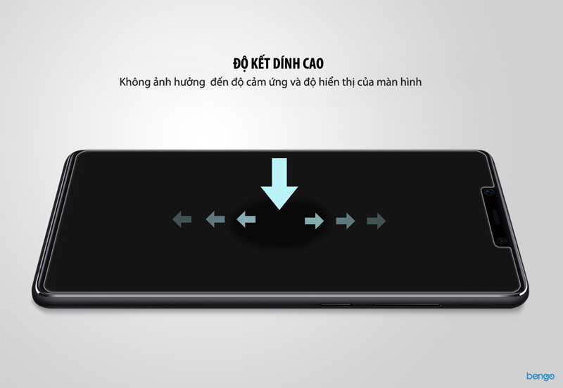Kính cường lực Xiaomi Mi 8 SE Nillkin Amazing H + PRO