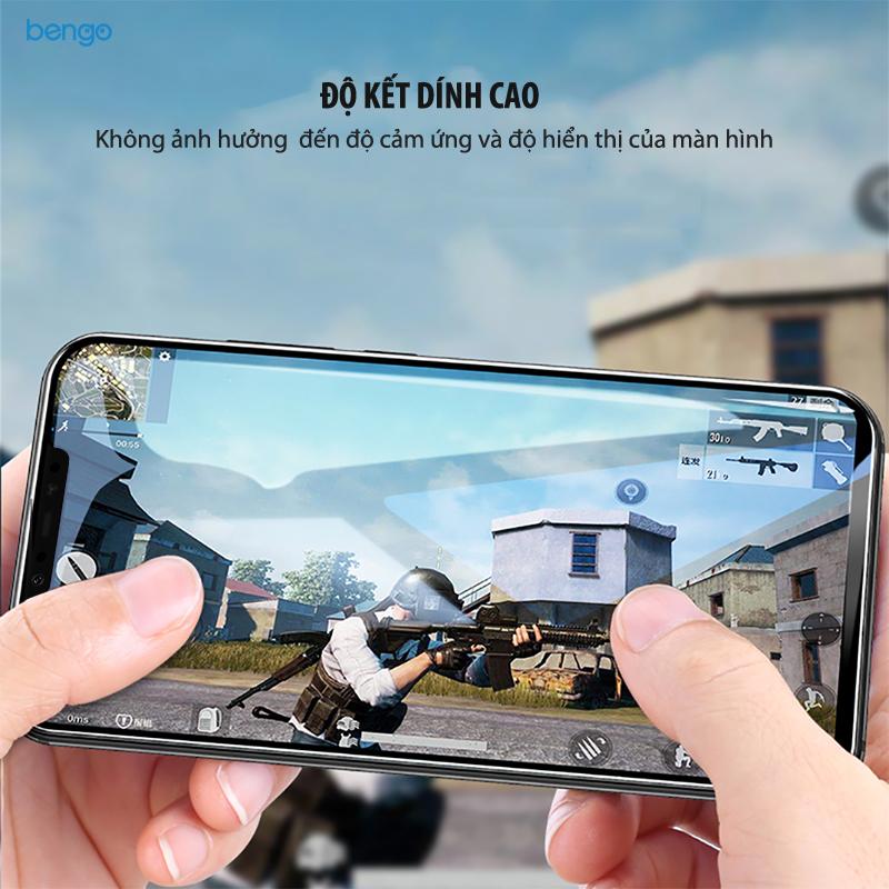 Dán cường lực Xiaomi Mi 8 Full màn hình