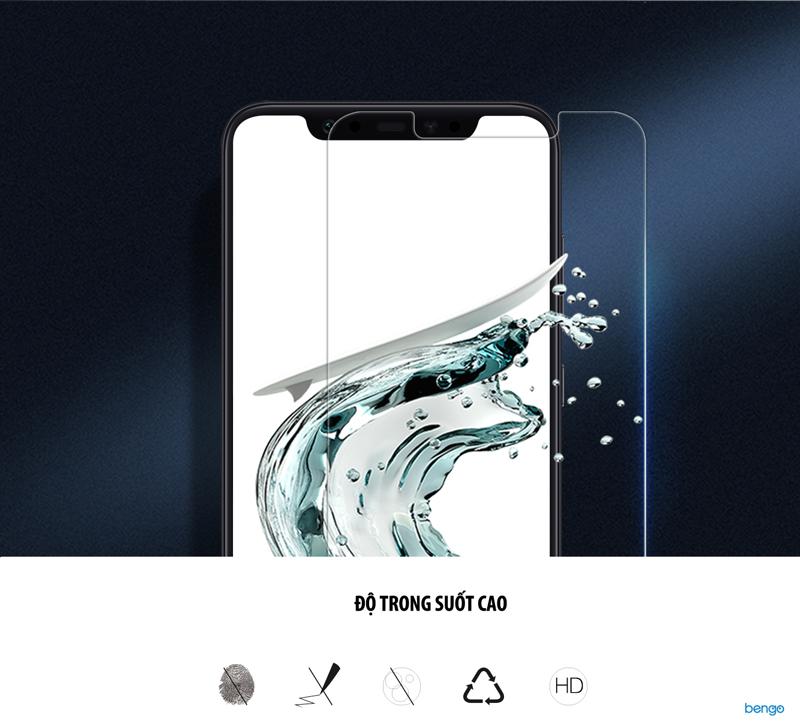 Kính cường lực Xiaomi Mi 8 Nillkin Amazing H + PRO