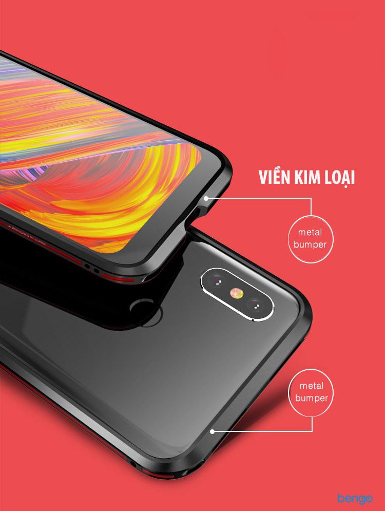Viền kim loại Xiaomi Mi 8