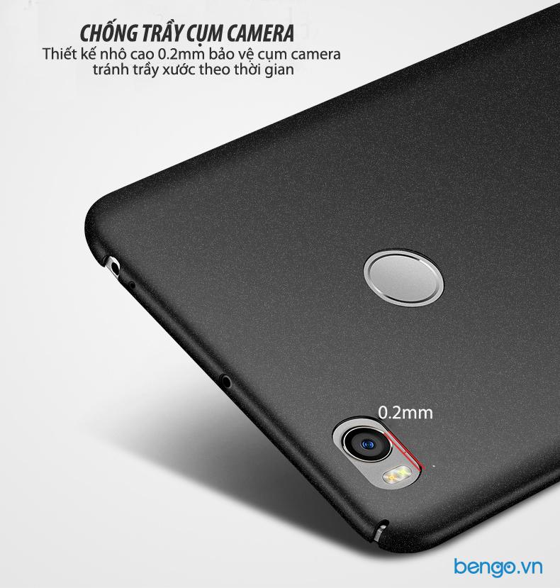 Ốp lưng Xiaomi Mi Max 2 MSVII nhựa cứng siêu mỏng