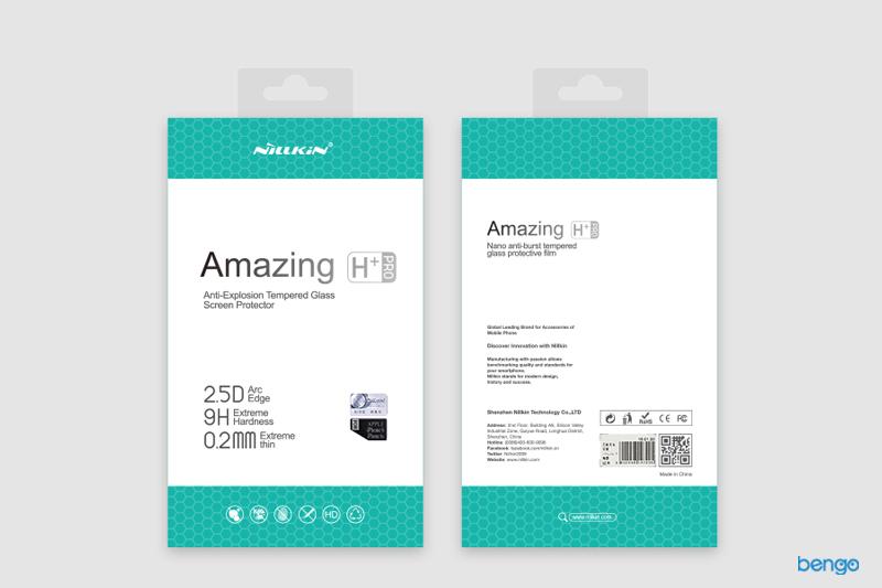 Kính cường lực Xiaomi Mi Mix 2 Nillkin Amazing H + PRO