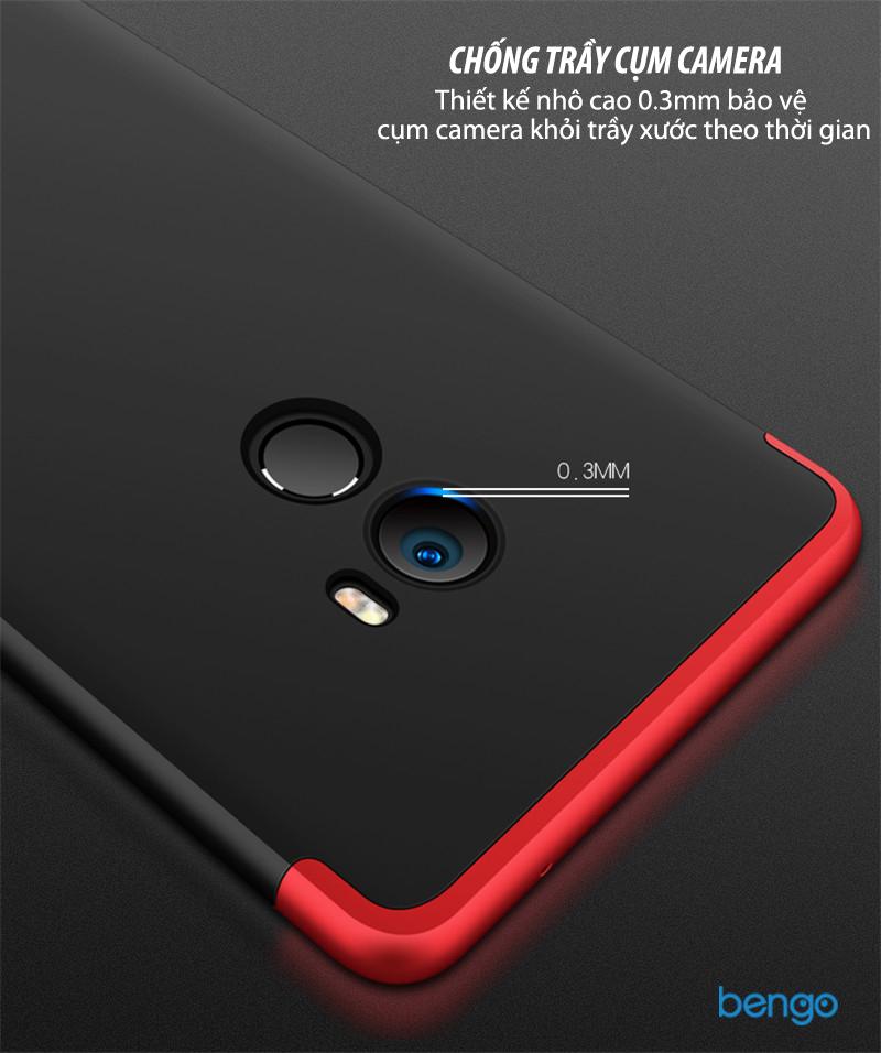 Ốp lưng Xiaomi Mi Mix 2 360 siêu mỏng