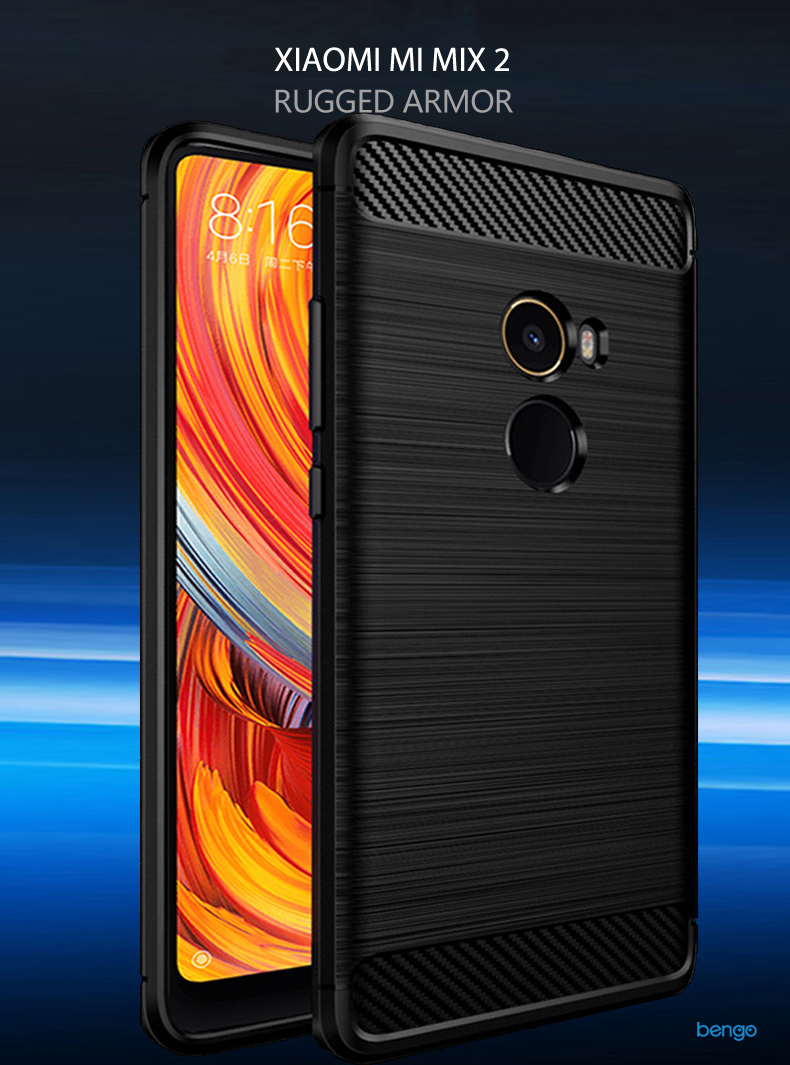Ốp lưng Xiaomi Mi Mix 2 Rugged Armor