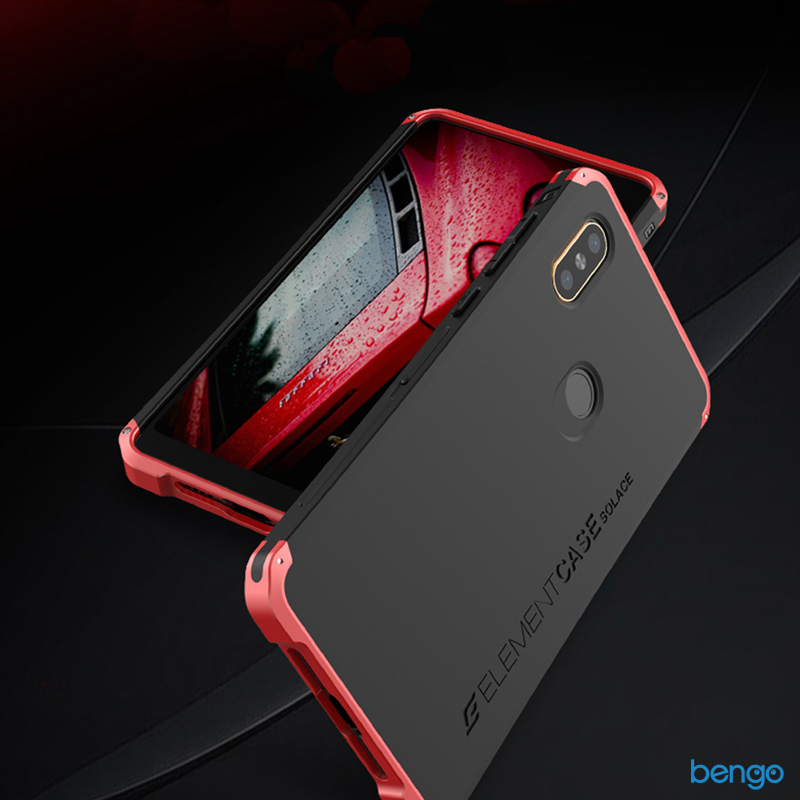 Ốp lưng Xiaomi Mi Mix 2s ELEMENT CASE Solace