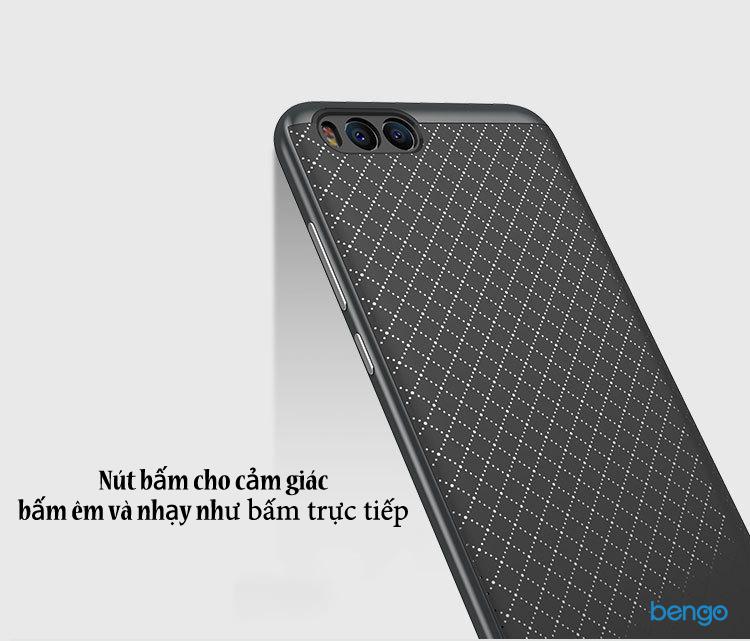 Ốp lưng Xiaomi Mi Note 3 IPAKY Neo Hybrid