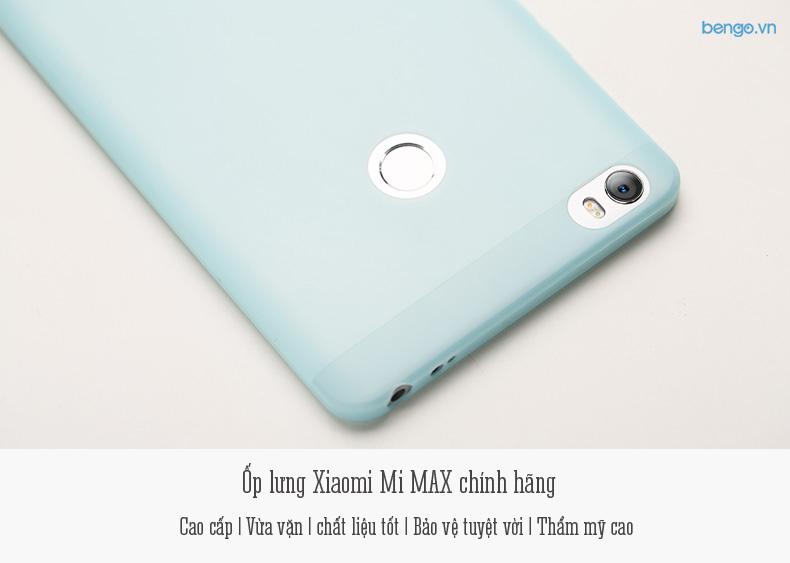 ốp lưng chính hãng xiaomi mi max