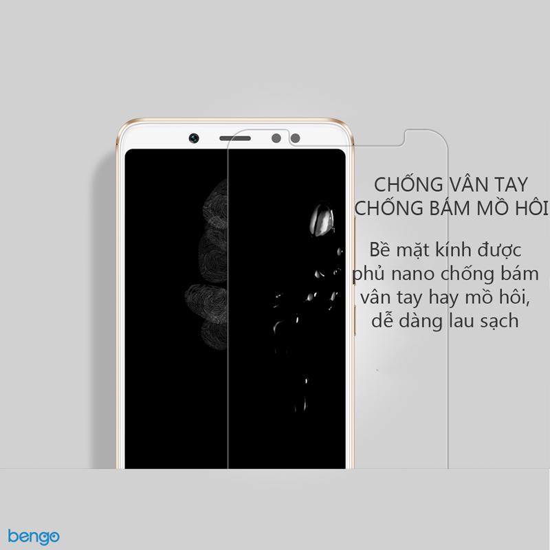 Kính cường lực Xiaomi Redmi Note 5 Nillkin Amazing H + PRO