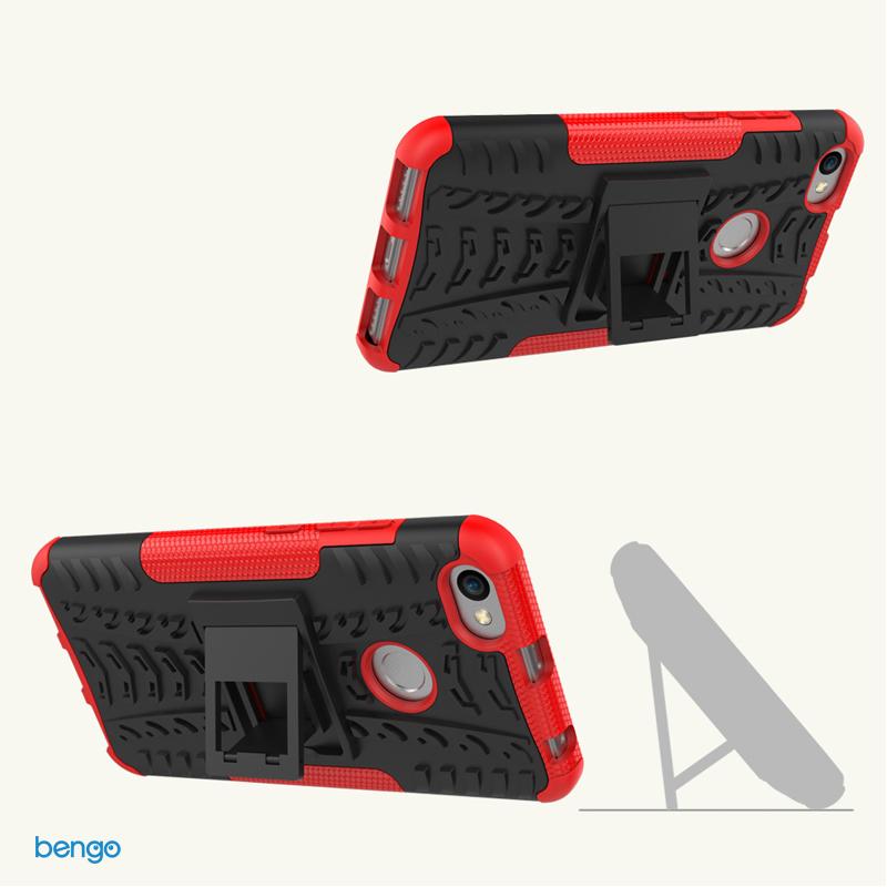 Ốp lưng Xiaomi Redmi Note 5A Prime chống sốc dựng máy