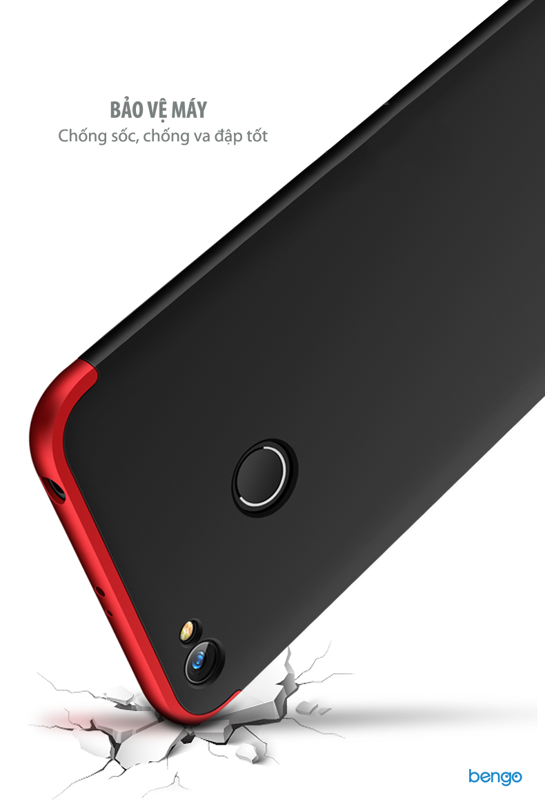 Ốp lưng Xiaomi Redmi Note 5A Prime 360 siêu mỏng