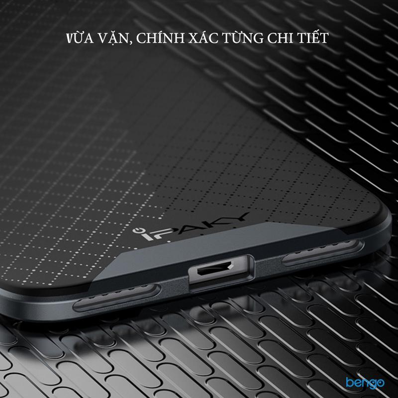 Ốp lưng Xiaomi Redmi Note 5A IPAKY Neo Hybrid