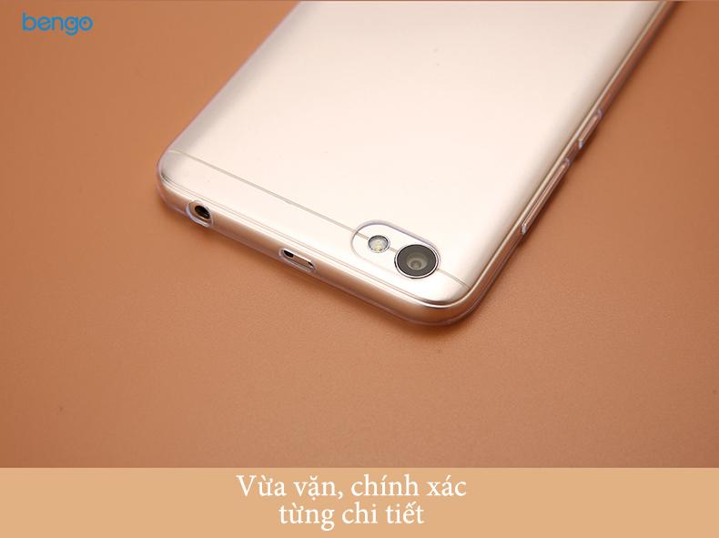Ốp lưng Xiaomi Redmi Note 5A TPU dẻo chính hãng