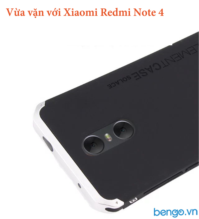 competitive price dc330 6acd6 Ốp lưng Xiaomi Redmi Note 4X ELEMENT CASE Solace