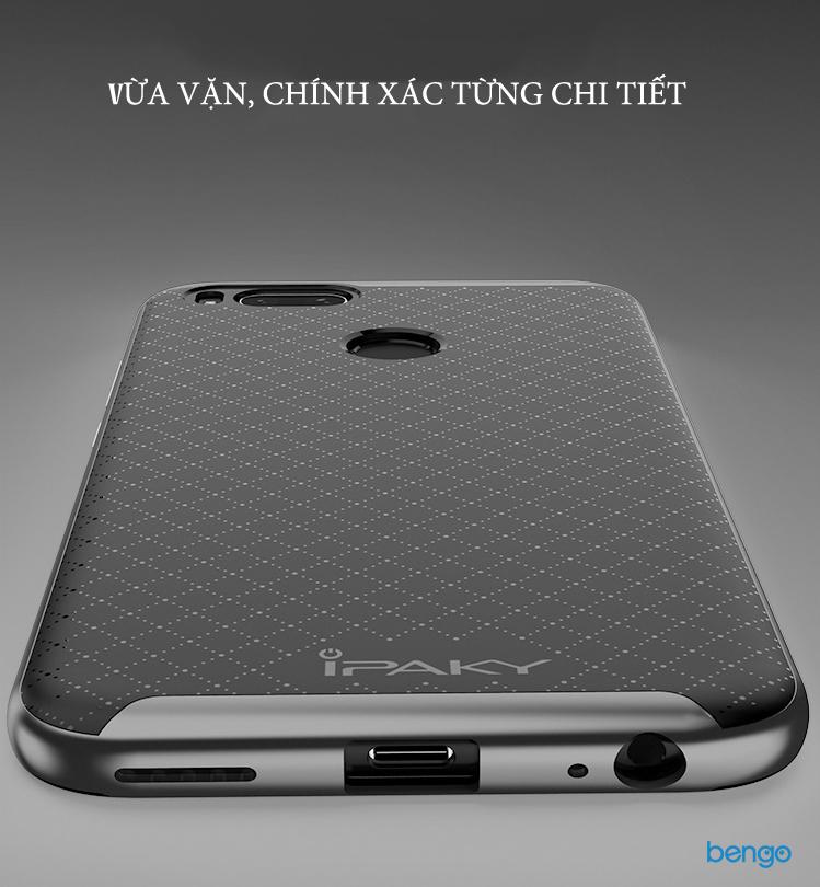Ốp lưng Xiaomi Mi A1/5X IPAKY Neo Hybrid