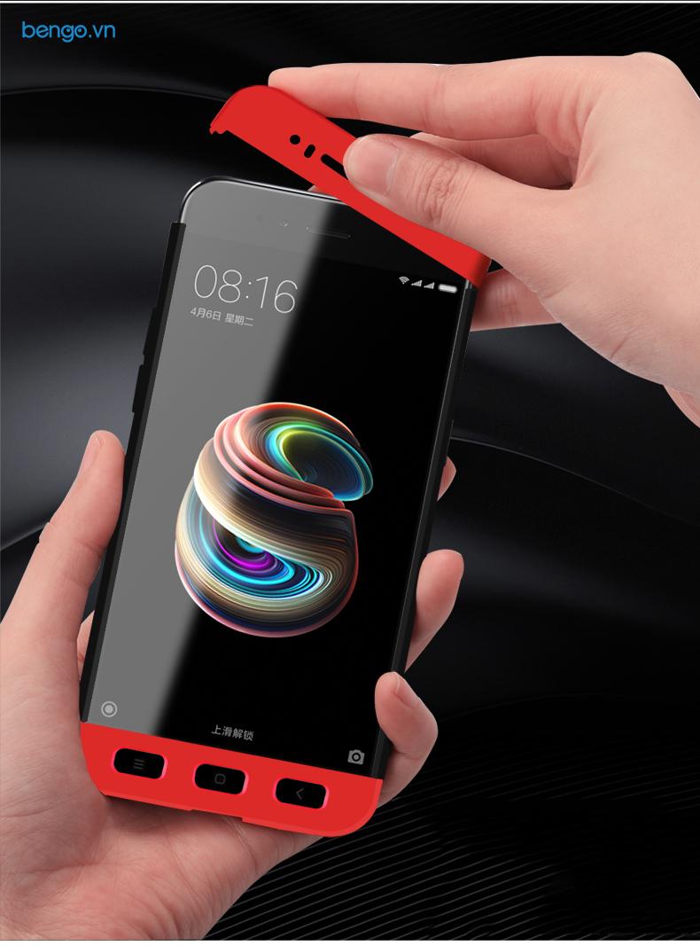 Ốp lưng Xiaomi Mi 5x 360 siêu mỏng
