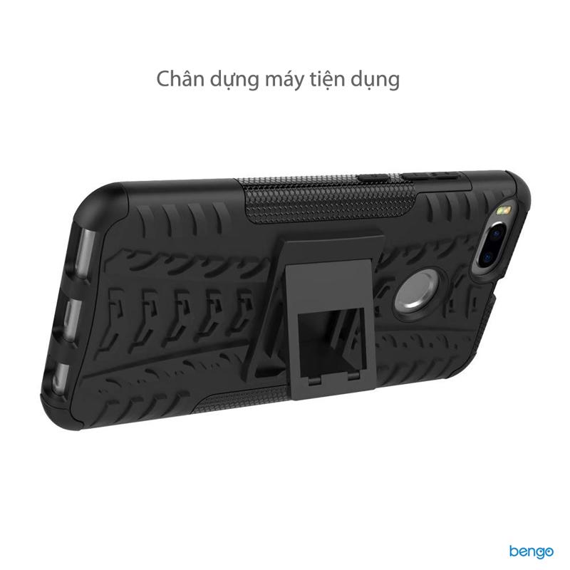 Ốp lưng Xiaomi Mi 5X chống sốc dựng máy