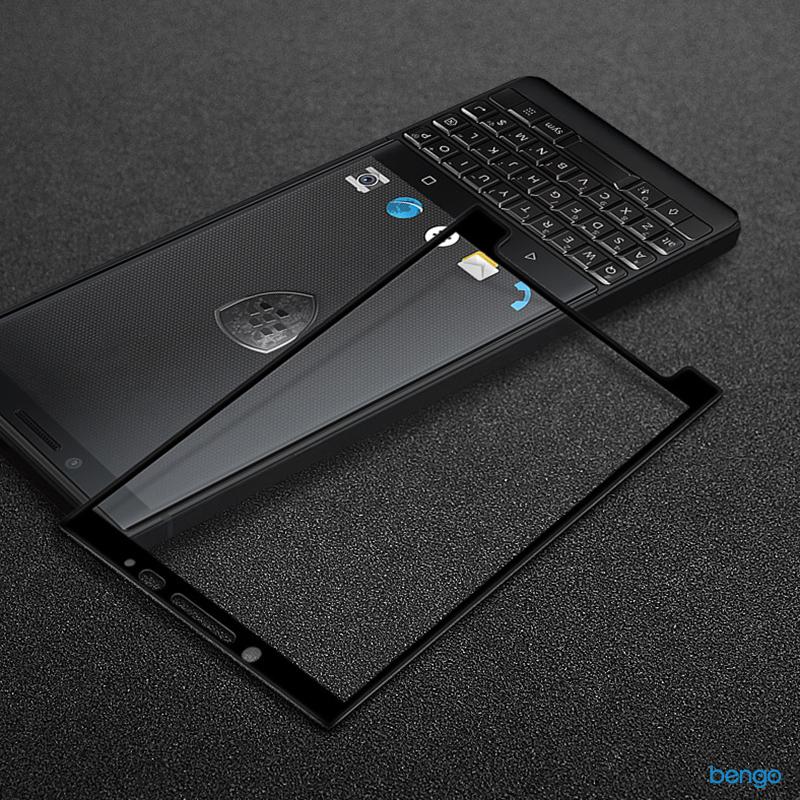 Dán cường lực Blackberry Key2 3D Full màn hình