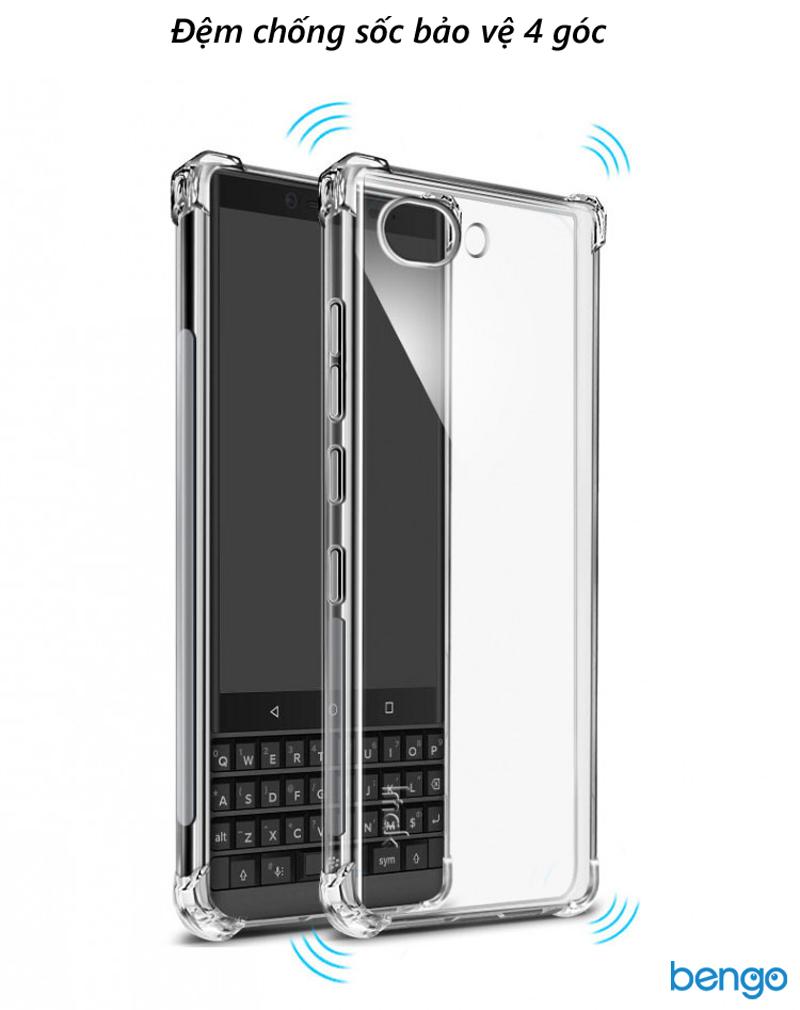 Ốp lưng Blackberry Key 2 IMAK TPU Sandy Feel