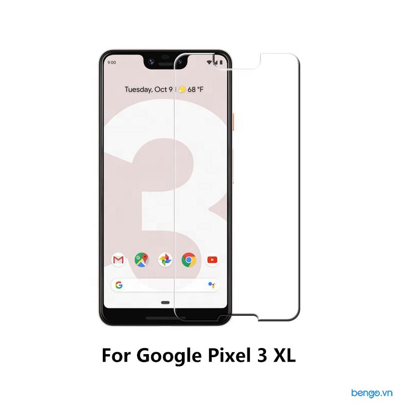 Dán màn hình cường lực Google Pixel 3 XL 9H