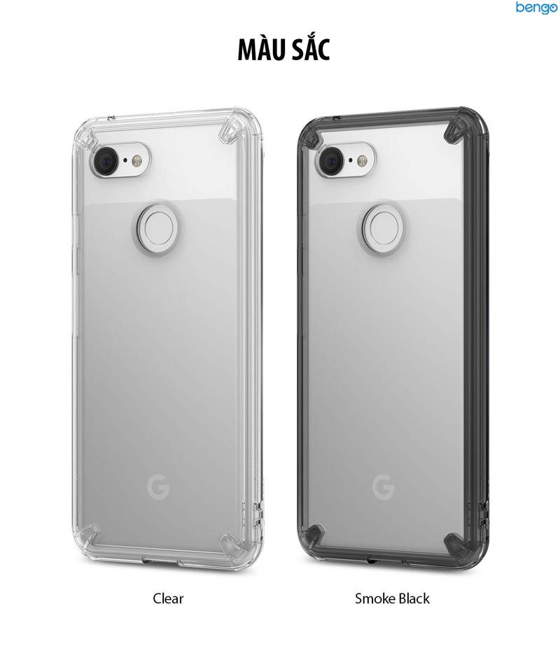 Ốp lưng Google Pixel 3 XL Ringke Fusion