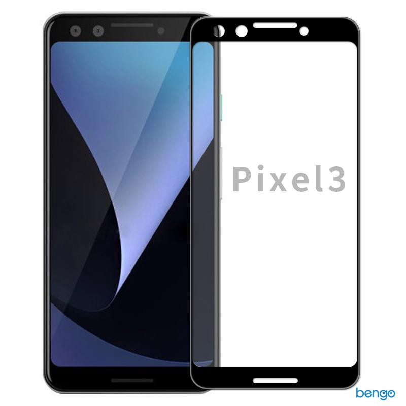 Dán cường lực Google Pixel 3 Full màn hình