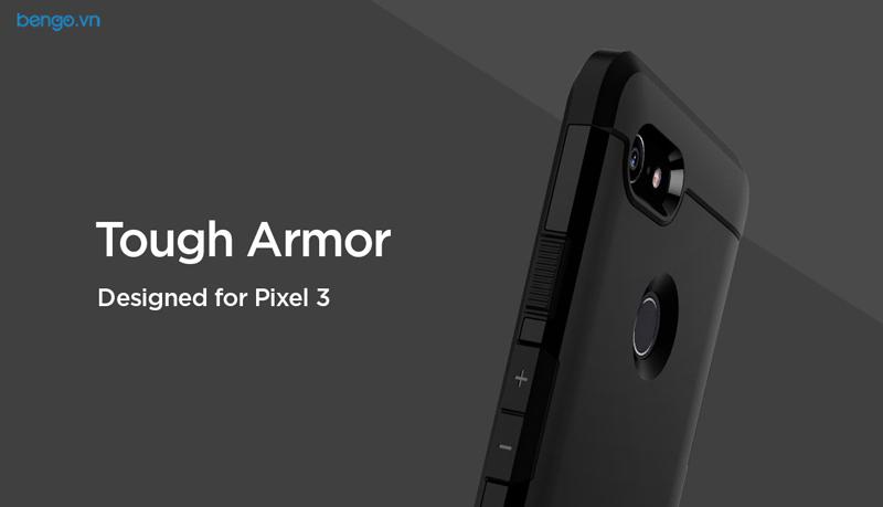 Ốp lưng Google Pixel 3 SPIGEN Tough Armor