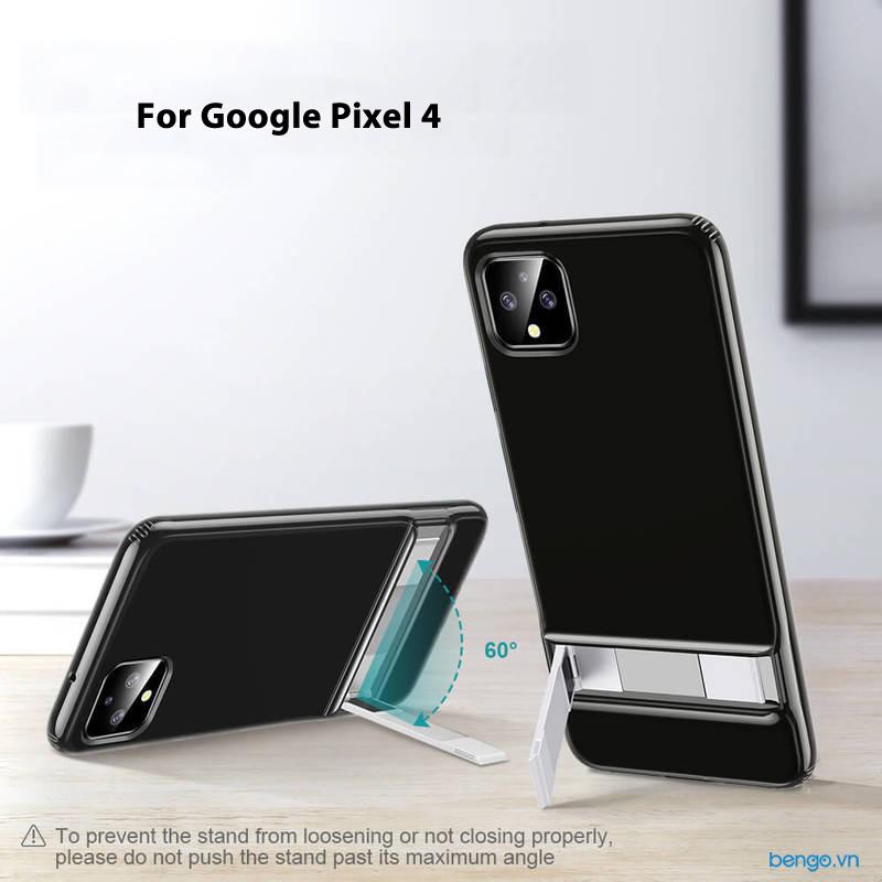 Ốp lưng Google Pixel 4 ESR Metal Kickstand