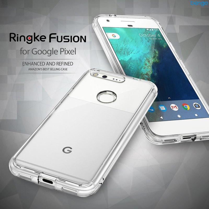Ốp lưng Google Pixel Ringke Fusion