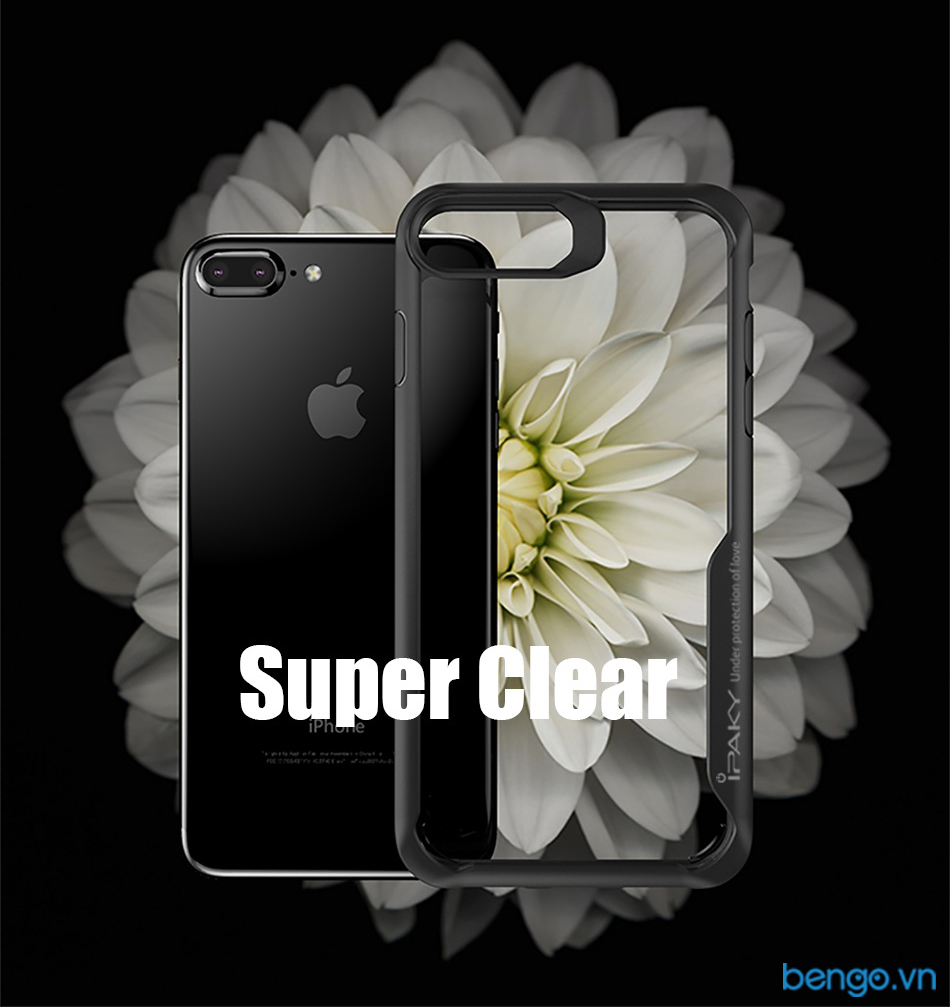 ốp lưng iphone 8 plus ipaky air hybrid