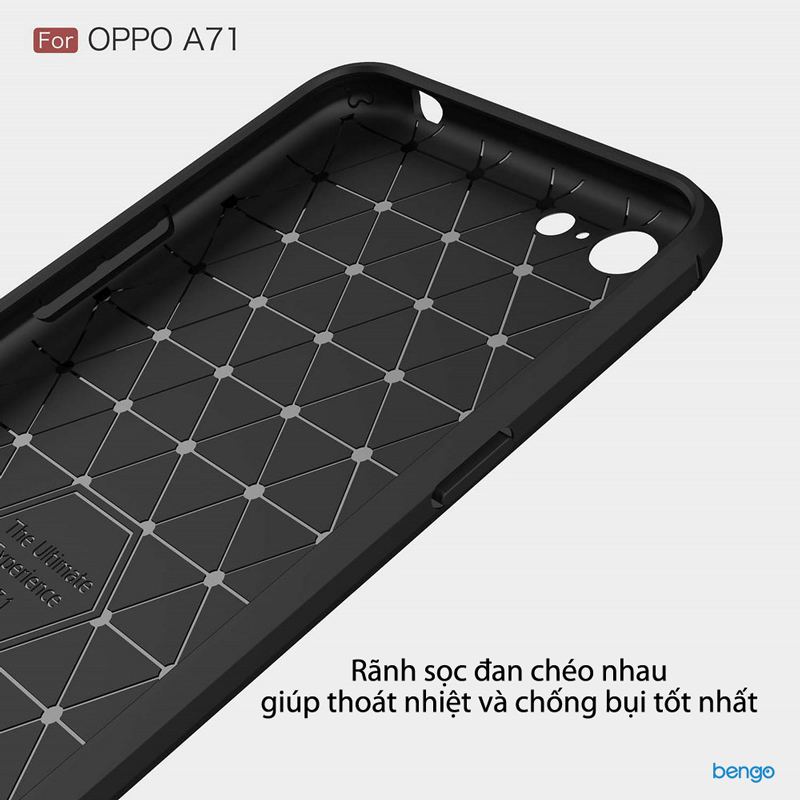 Ốp lưng OPPO A71 Rugged armor