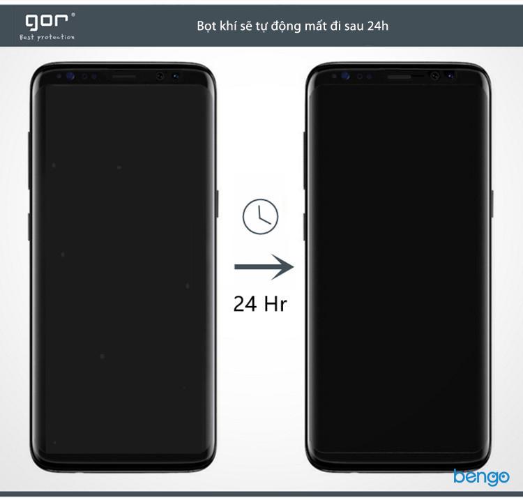 Dán màn hình Oppo Find X GOR chống vån tay (3 miếng trước và sau)